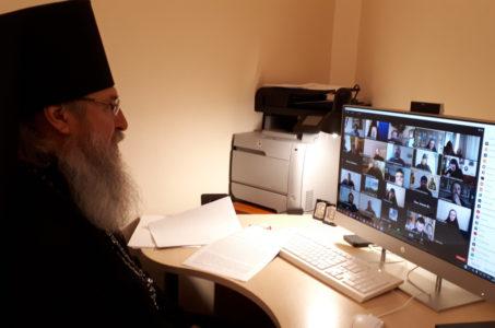 На совещании ответственных за информационную работу в монастырях обсудили тему присутствия монашествующих в социальных сетях